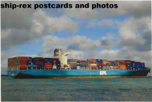 APL RUSSIA (container ship) photo